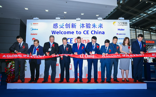 Third edition of CE China 2018 officially opened its gates