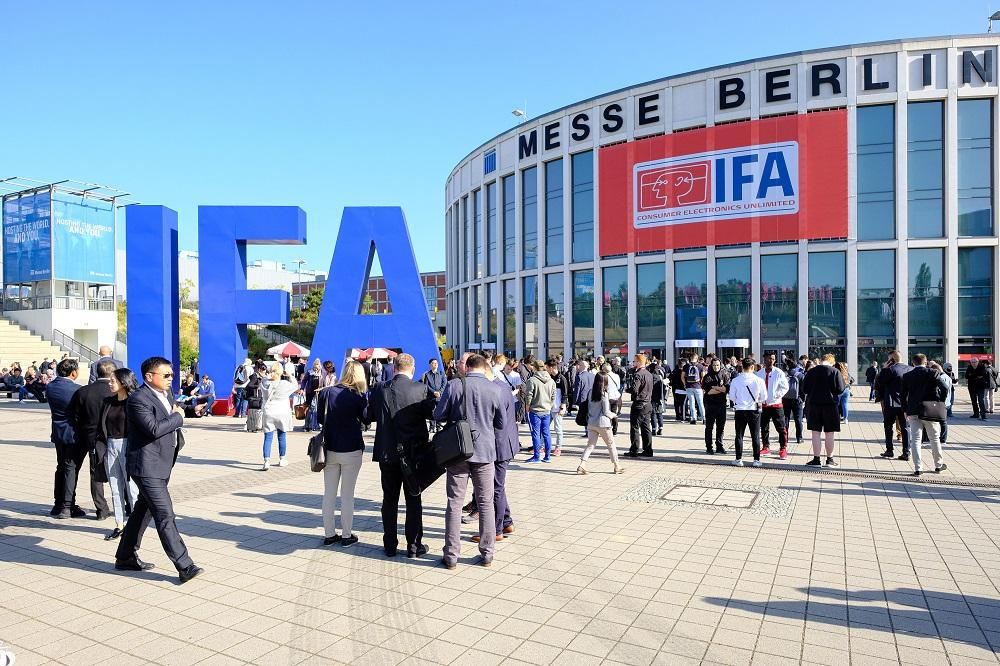 IFA 2020: Set for an innovative concept designed for unprecedented times