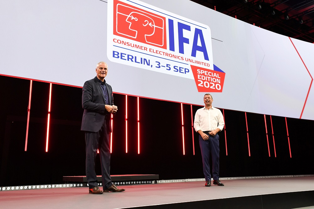 IFA 2020 Special Edition: A Hybrid Experience Puts the Tech Industry Back on Track